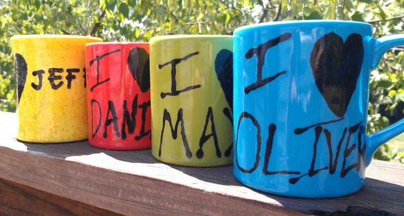 narcissistic mugs